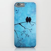 In The Moon Light iPhone 6 Slim Case