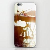 summer daze iPhone & iPod Skin