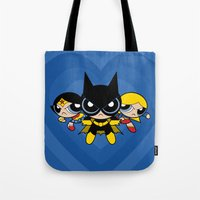 Supertough Girls Tote Bag
