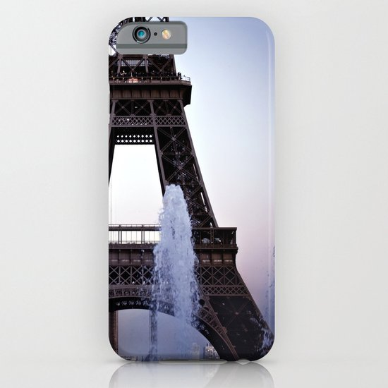 Tour Eiffel iPhone & iPod Case