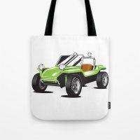 VW Dune Buggy Tote Bag