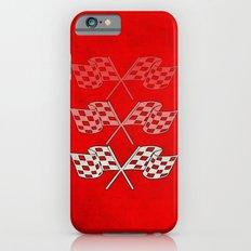 Checkered Flag iPhone 6 Slim Case