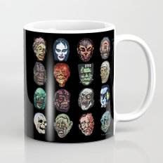 Horror Movie Monster Mas… Mug