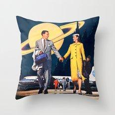 Hyperspace Via Economy P… Throw Pillow