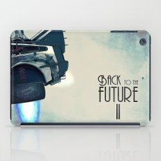 Back to the future II iPad Case