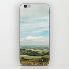 I Can See For Miles iPhone & iPod Skin