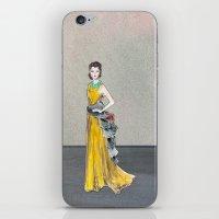 Rihanna | Golden Girl Fa… iPhone & iPod Skin