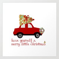 Have Yourself A Merry Li… Art Print
