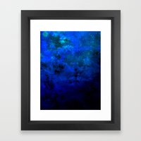 SECOND STAR TO THE RIGHT… Framed Art Print