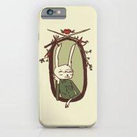Bunny Groom iPhone 6 Slim Case