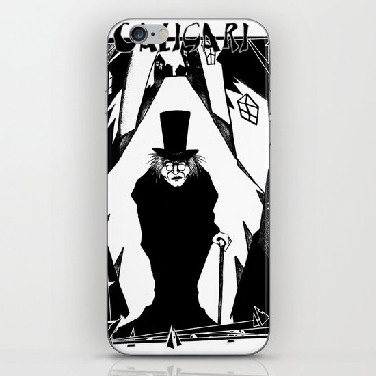 Dr. Caligari iPhone & iPod Skin