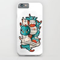 Embrace your weirdness iPhone 6 Slim Case