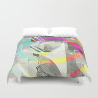 Polar Vortex Duvet Cover