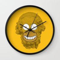 Homer's Odyssey Wall Clock
