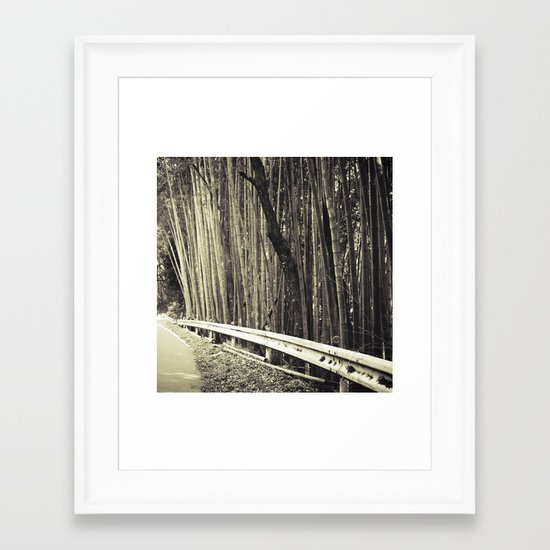 Japan 2 Framed Art Print