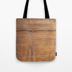 Vintage Timberwood Tote Bag