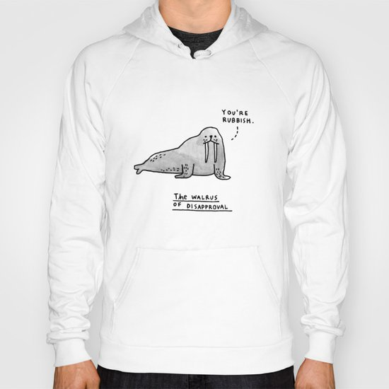 The Seal of Approval and Friends Hoody