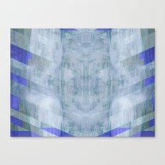 Portal Zone Canvas Print