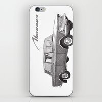 Moskvich 408 iPhone & iPod Skin