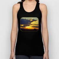 Sunset Splendor Unisex Tank Top