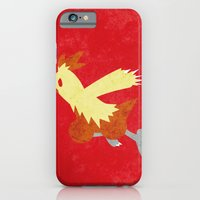 iPhone & iPod Case featuring Combusken by JHTY