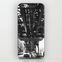 tracked iPhone & iPod Skin