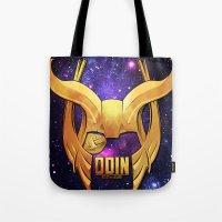 Odin - the Ruler Tote Bag