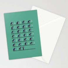 From A to Zorro Stationery Cards