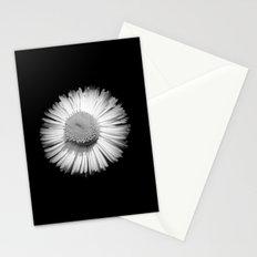 Fleabane B and W Stationery Cards