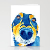 Sausage lover (sm) Stationery Cards