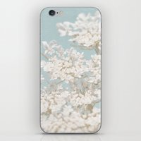 Pale Aqua: Dreaming Of S… iPhone & iPod Skin