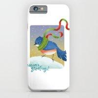 Season's Greetings 2012 iPhone 6 Slim Case