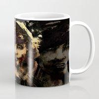 Female Zombie Mug