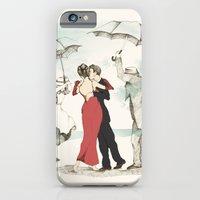iPhone & iPod Case featuring My version  by Cecilia Sánchez