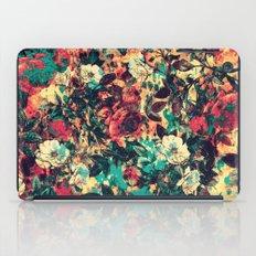 RPE FLORAL V iPad Case