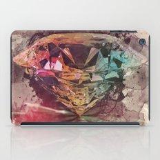 diamond rainbow iPad Case