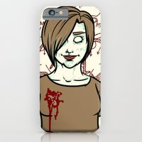 iPhone & iPod Case featuring Heart Condition by Jill Ross