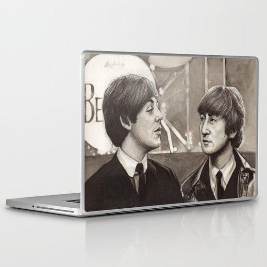 McLennon Laptop & iPad Skin