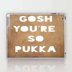 Gosh (Pukka) Laptop & iPad Skin