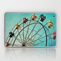 Aquamarine Dream Laptop & iPad Skin