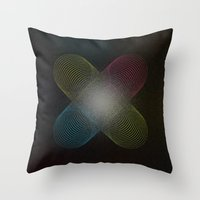 GEOMETRIQUE 006 Throw Pillow
