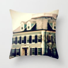 Toy History Throw Pillow