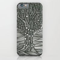 iPhone & iPod Case featuring Night Lights by PiqueStudios