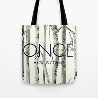 Once Upon A Time (OUAT) Tote Bag