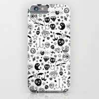 iPhone & iPod Case featuring Day of the dead by Farnell