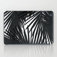 Palms Black iPad Case