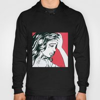 Crying Red Vintage Comic… Hoody