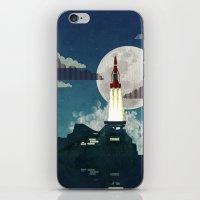 Tracy Island iPhone & iPod Skin