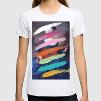 Composition 505 Womens Fitted Tee Ash Grey SMALL
