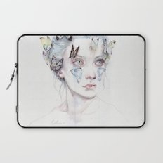 love and sacrifice Laptop Sleeve